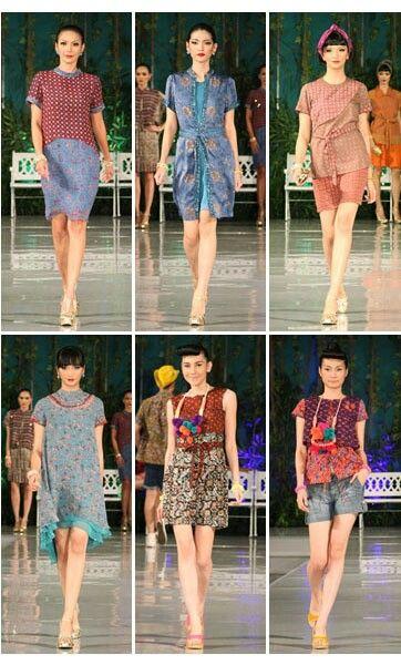 Koleksi Batik Keris