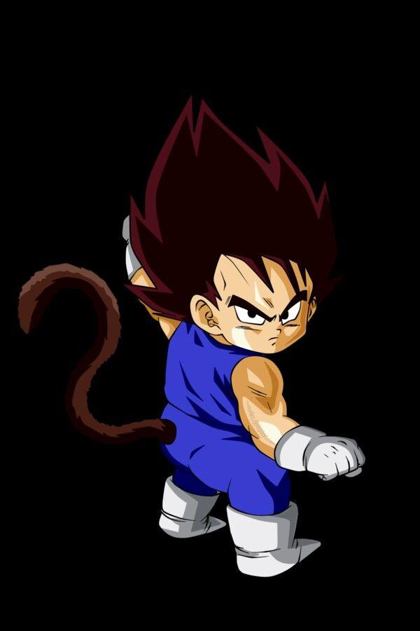Kid Goku And Kid Vegeta 147 best Vegeta images...