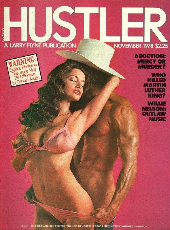 Hustler 1978 january