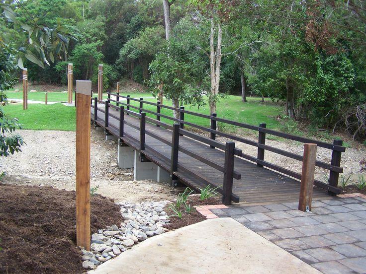 Timber Bridge Construction - Cairns