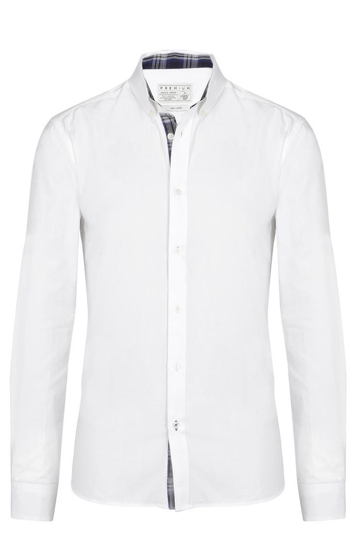 Camisa blanca algodón White cotton shirt Chemise blanche en coton https://www.facebook.com/bagatelleoficial Bagatelle Marta Esparza  #camisa #blanca #algodón