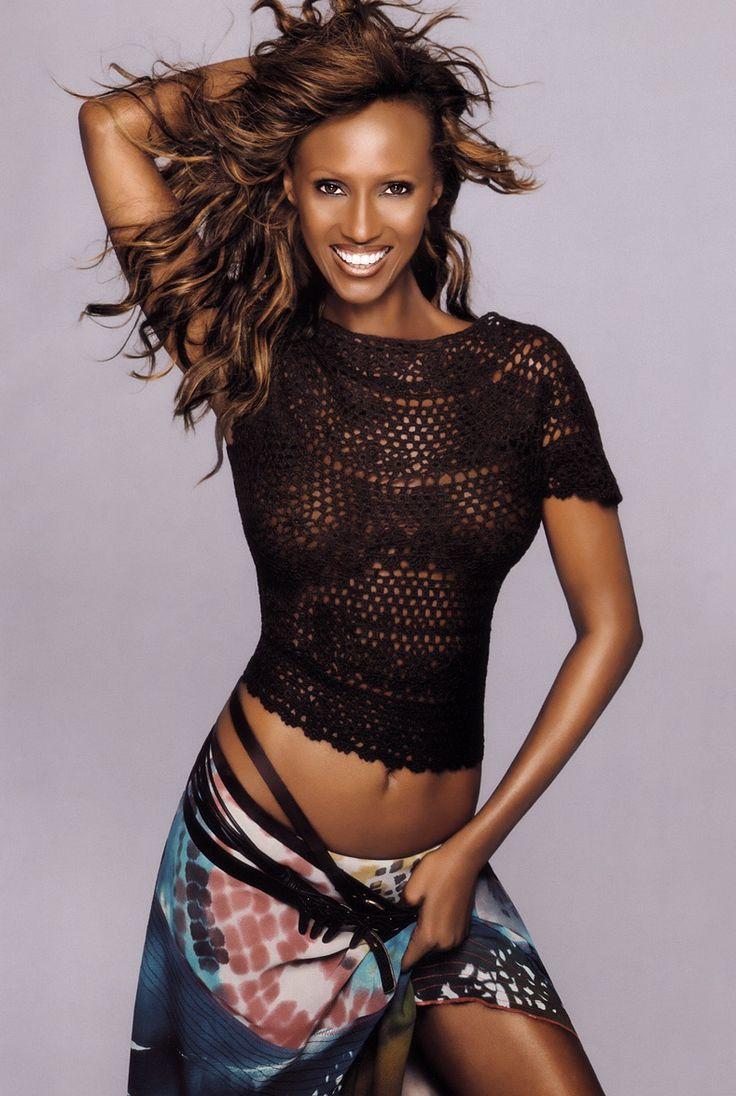 Sultry: Women Fashion, Iman Bowie, Fashion Statement, Fashion Models, 1970S Fashion, Beautiful Black, Black Supermodels, Africans Models, Beautiful People