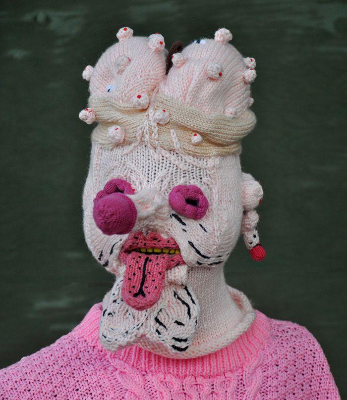 Knitting Wearable Art : Best yarn art images on pinterest crocheting knits