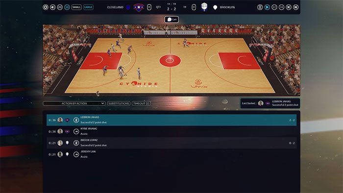 Pro Basketball Manager 2017 est disponible - Le jeu de management des studios Umix et Cyanide est désormais disponible sur la plateforme de téléchargement Steam. Hissez-vous à la tête des plus grandes équipes de basketball au monde et...