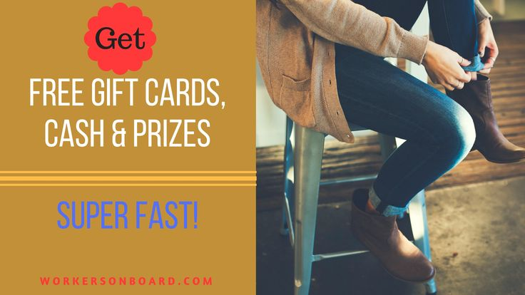 Get free cash, products including beauty products, games, toys, music, electronics, gift cards and so much more.