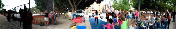 Escuela de #circo Gran Fele en #Zaidia #circogranfele #circus #escueladecirco #valencia #granfele #vlc