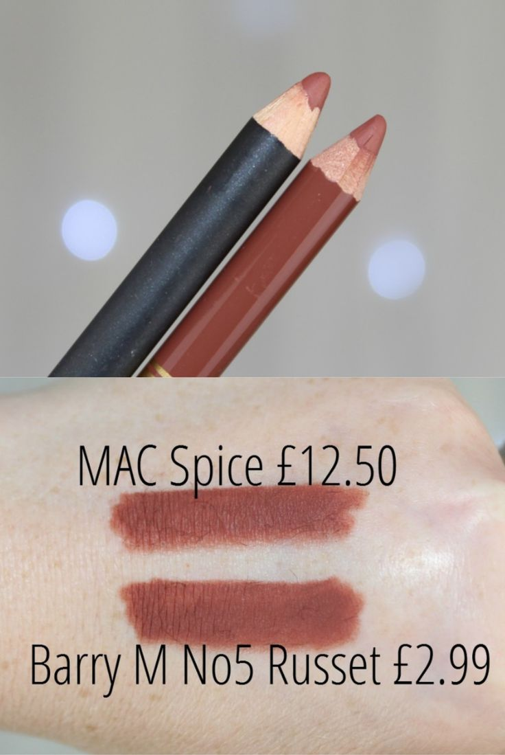 MAC Spice Dupe