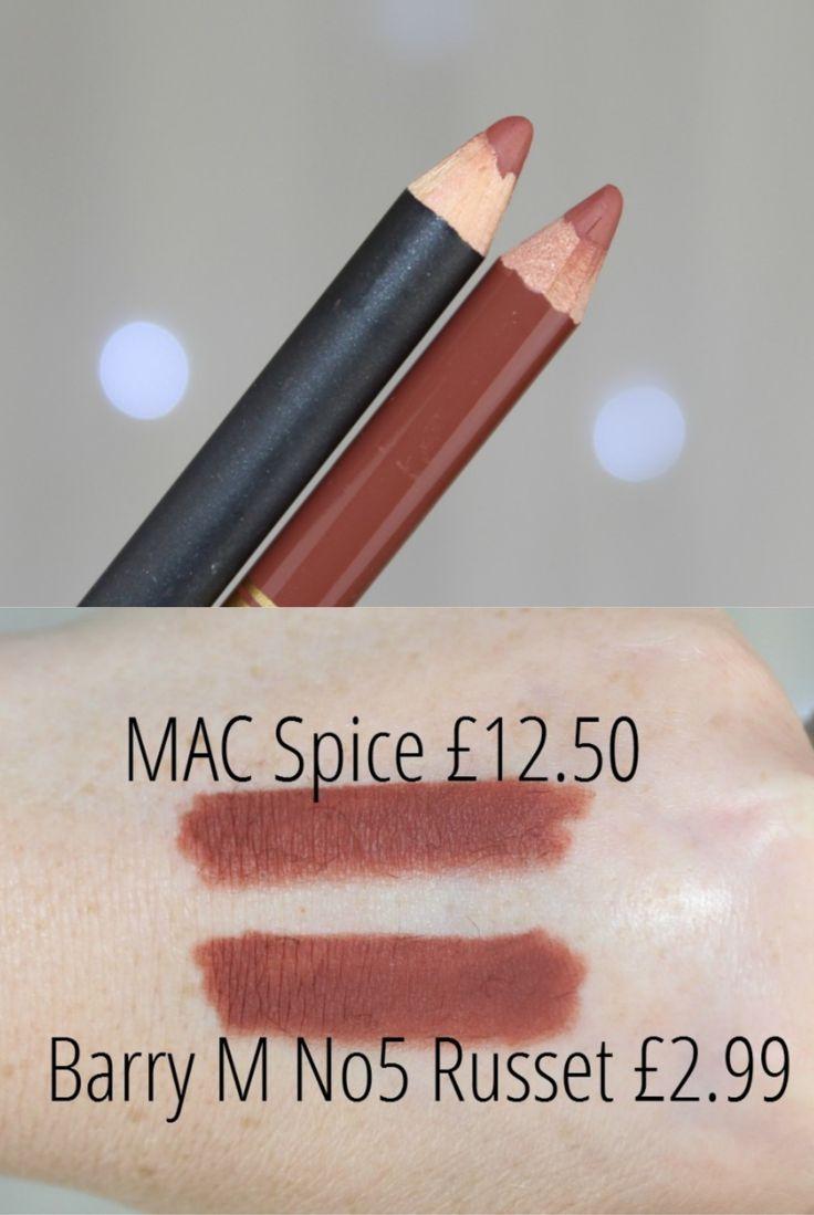 MAC Spice Dupe