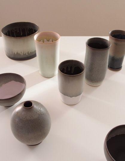 Karin Blach Nielsen #stoneware #collection, 2014