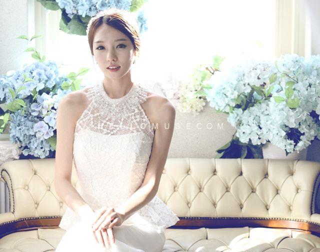Korea pre wedding photography, Korean wedding dress, Korean style wedding dress…