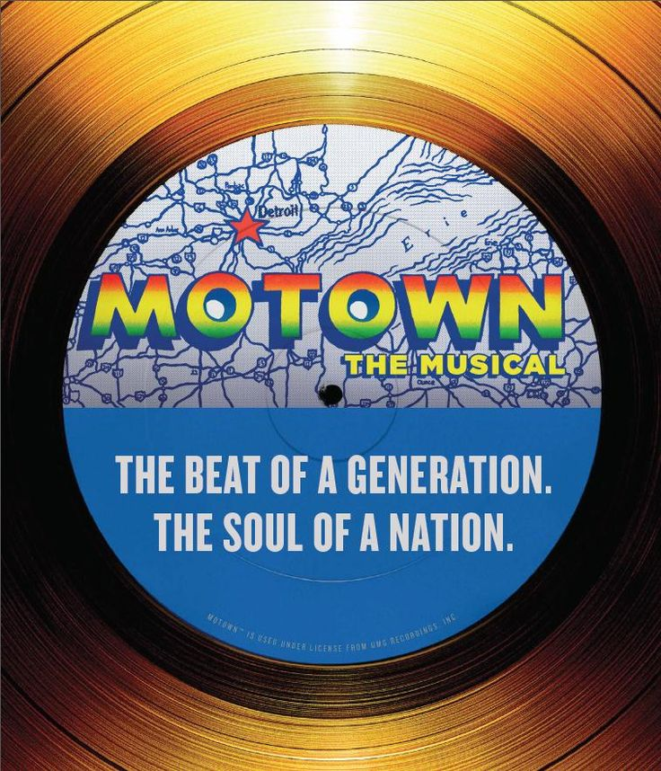 """Get on down with us when """"Motown the Musical"""" arrives at the Denver Center March 31-April 19, 2015."""