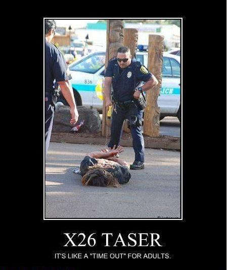 X26 TIME OUT Law Enforcement Today www.lawenforcementtoday.com
