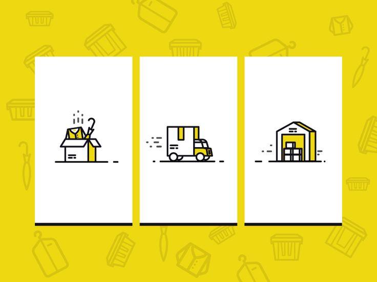 Sherpa Storage Icons