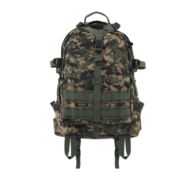 Large Transport Pack - CAMO Colors