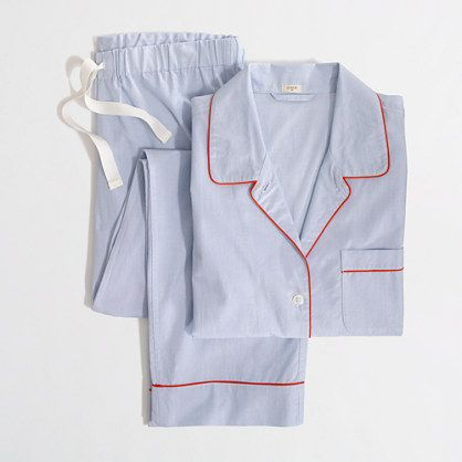 Factory end-on-end pajama set - Sleepwear - FactoryWomen's FactoryWomen_Shop_By_Category - J.Crew Factory