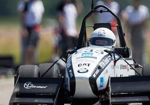 Watch this tiny electric race car set a new world record for acceleration: 0-60 in 1.5 seconds