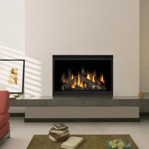 Clean Face BGD42CF Contemporary Design  A 42″ fireplace that adds a contemporary design to any room.