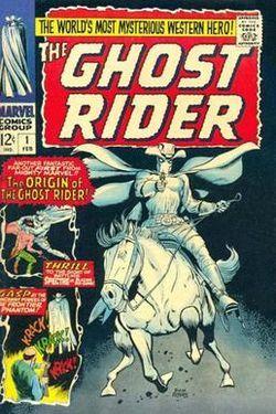 Phantom Rider aka Ghost Rider - Tim Holt #11 - 1949
