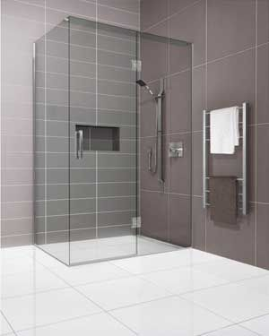 impresa tileable shower bases and metro channel drain shower systems