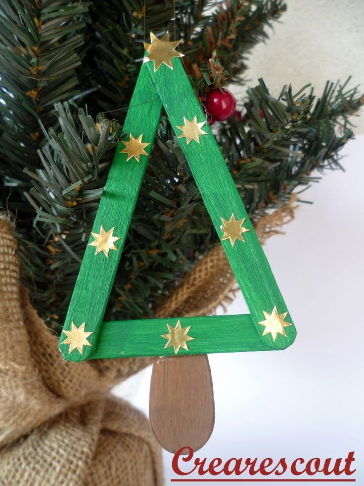 Another cute craft for children.