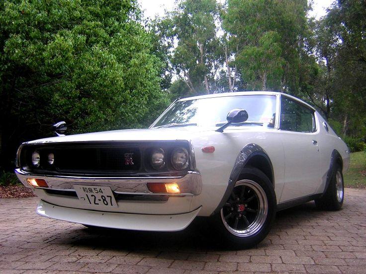 Datsun 240k Skyline Gt R Lookalike Cars Pinterest