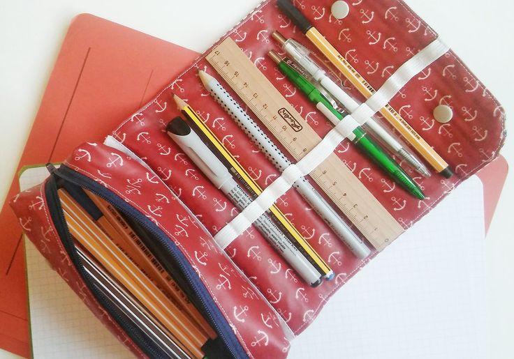 Federmäppchen, Mäppchen Stiftemäppchen, schlumpermäppchen