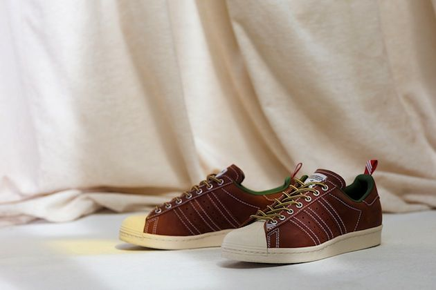 Collection #adidas Originals x #Bedwin – Fall 2013