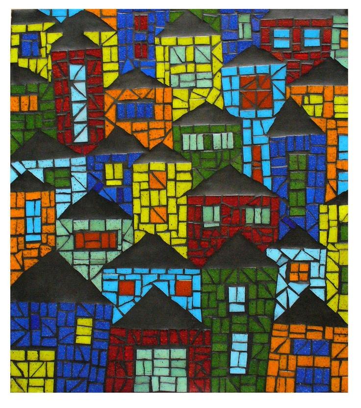 5 tierras  - mosaico veneciano                                            anaposada.mosaico                                                                   Colombia