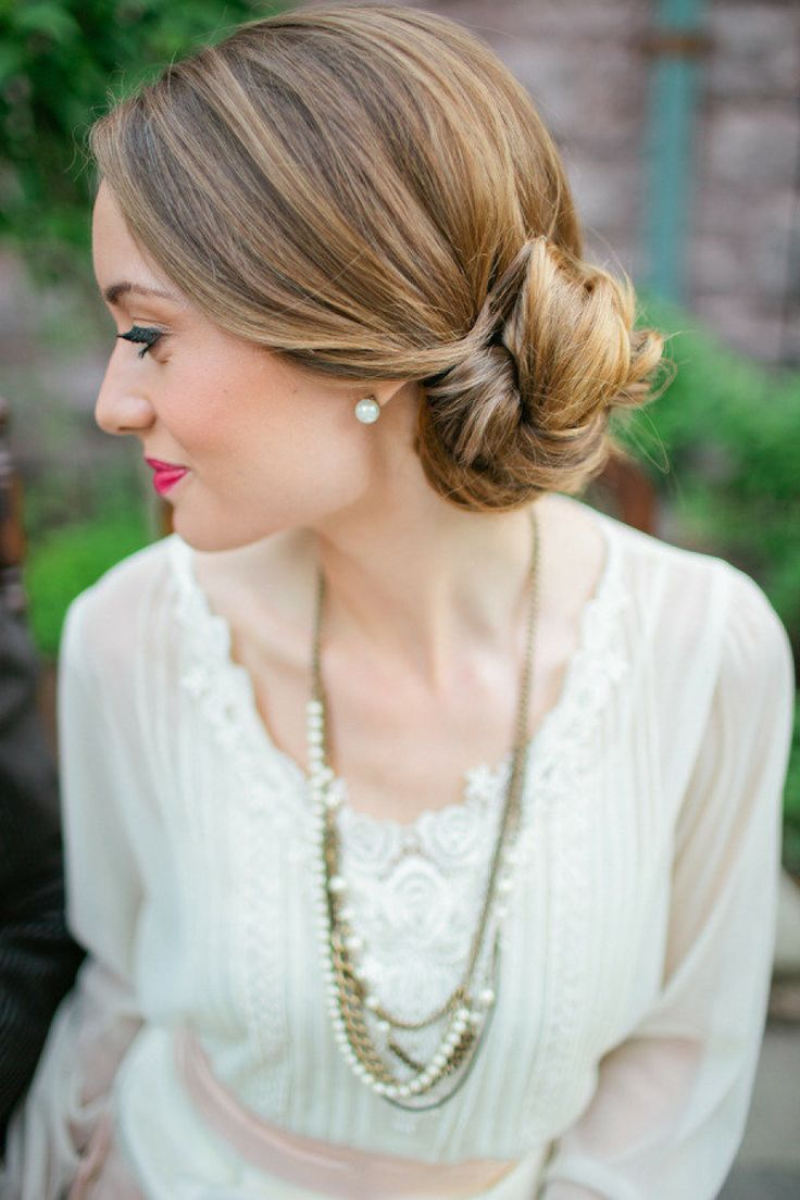 Beautiful Hair Color   from SMP: http://www.stylemepretty.com/2012/09/18/french-inspired-photo-shoot-from-a-day-in-provence/ Canary Grey Photography