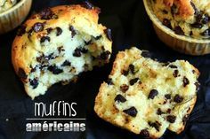 J'ai eu du mal à trouver la recette de muffins aux pépites de chocolat que je souhaitais : des muffins moelleux, denses mais légers, bi...