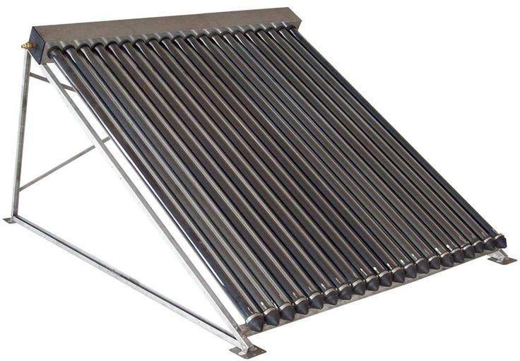 Solar heaters.