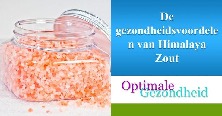 De gezondheidsvoordelen van Himalaya Zout :http://www.optimalegezondheid.com/de-gezondheidsvoordelen-van-himalaya-zout/