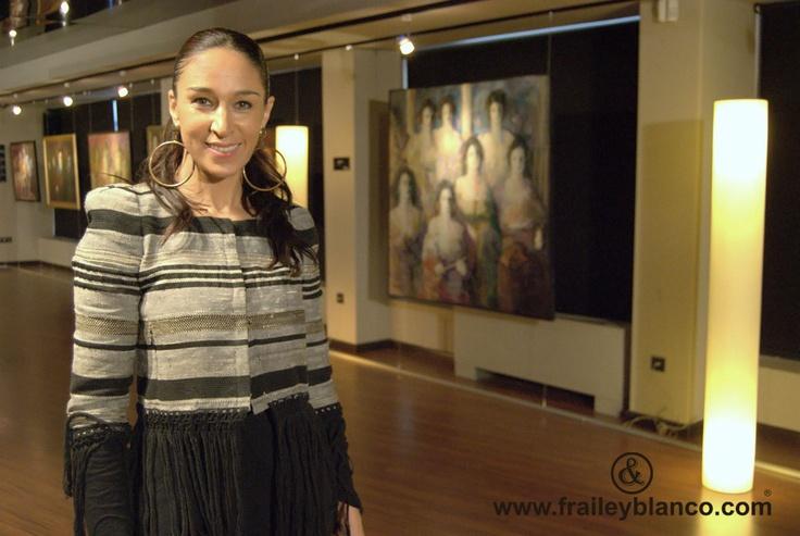 Apostando por crecer en tiempos de crisis: La coreógrafa Gloria Rueda abre su segundo centro de danza.