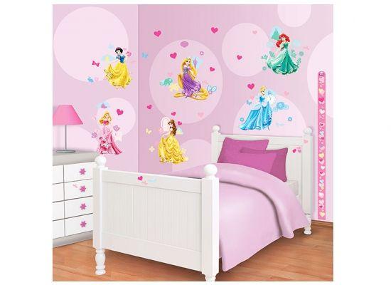 Unique Walltastic Wandsticker Kinderzimmer Disney Princess Walltastic Wandsticker Kinderzimmer bei haen