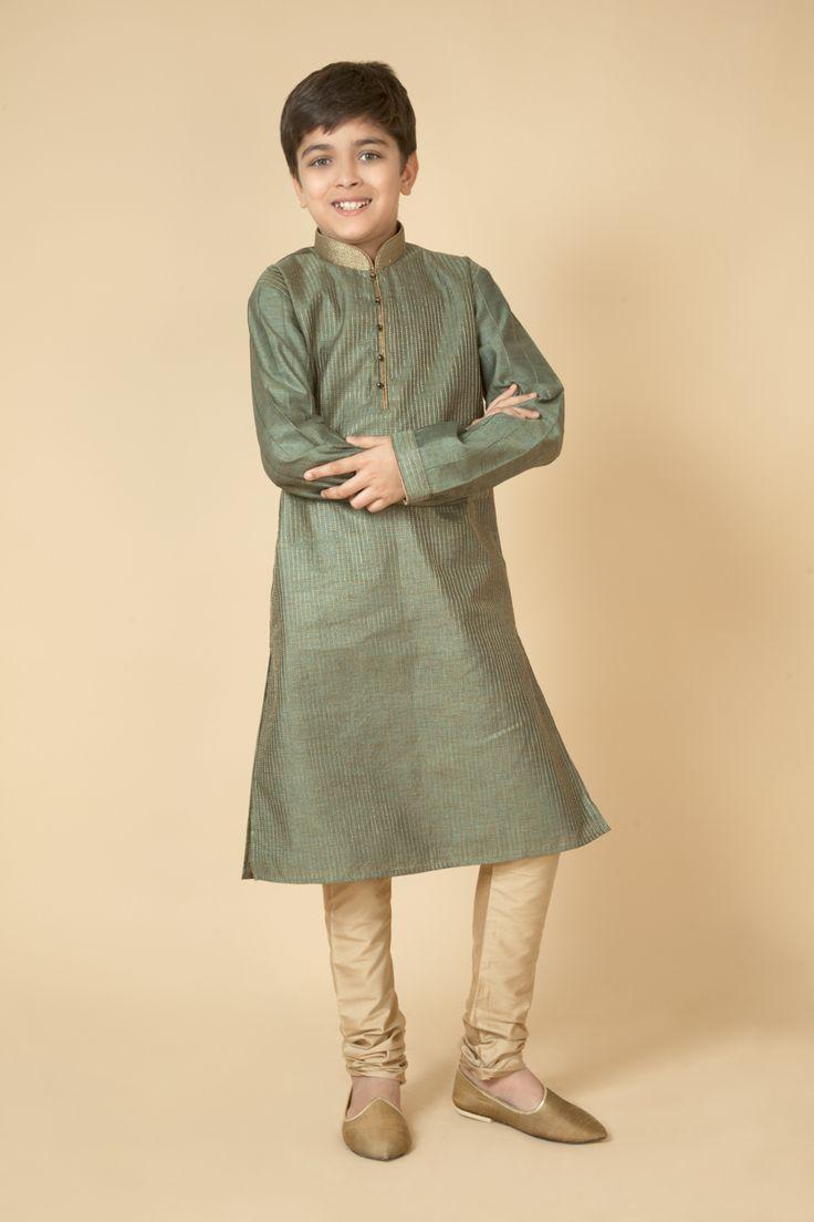 MG cotton kurta churidar with Kasab work. Item number KB15-29