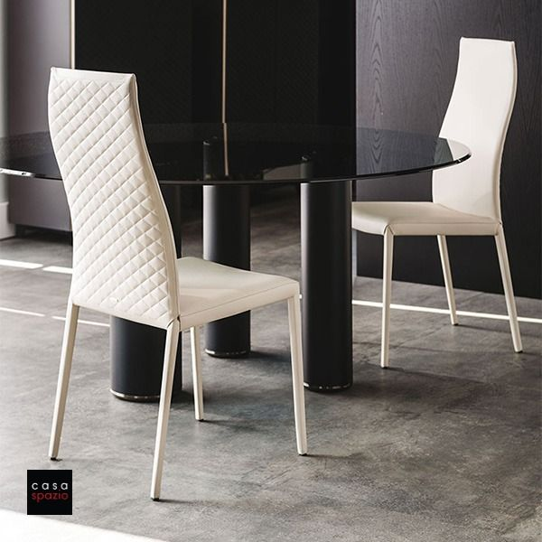 Cattelan Norma Couture Dining Chair With Images Dining Room