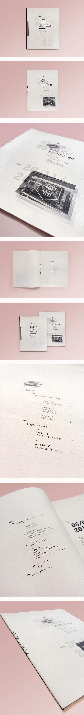 CPJ & Portfolio editorial design by Neuneu Woo