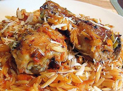 Chicken Giouvetsi - Kalofagas Greek Food