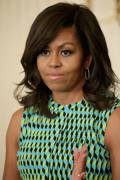 Michelle Obama Photos - Michelle Obama and Jill Biden Host Employment Event for Vets at White House - Zimbio