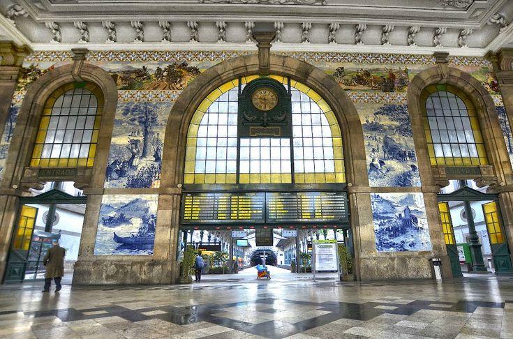 Porto Estação de S. Bento