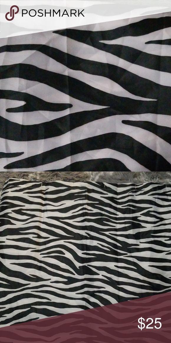 Duschvorhang Zebra Duschvorhang Zebra Bath Shower Curtains  – My Posh Picks