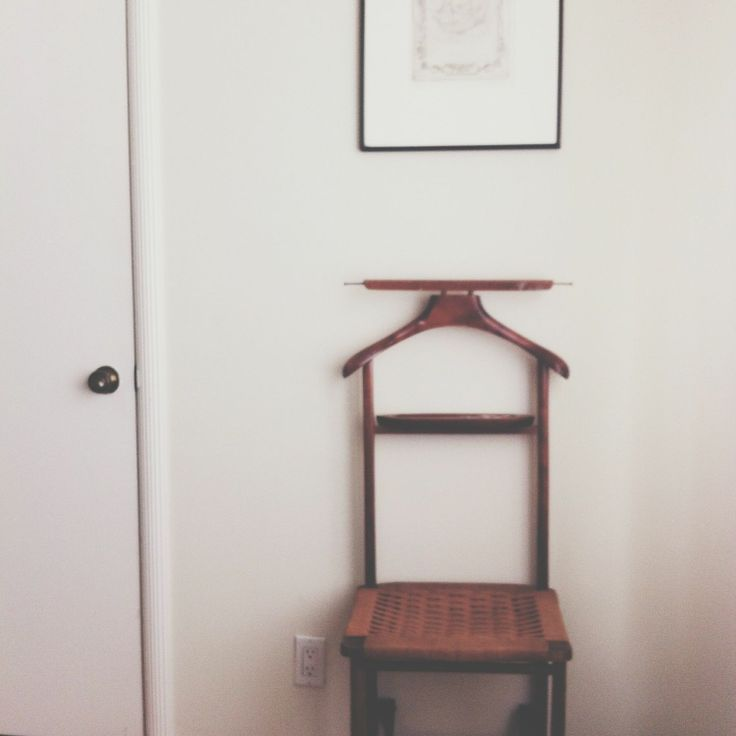 Vintage valet. - 26 Best Valet Chair Images On Pinterest Built Ins, Chairs And