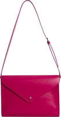 Paperthinks Large Envelope Bag Rubine Red - #ecofriendly #earthfriendly #fashion #eco #green #style