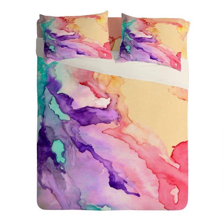 Rosie Brown Color My World Sheet Set Lightweight   DENY Designs Home Accessories