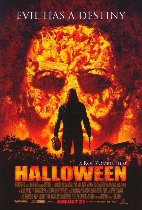 Rob Zombies Halloween.... poster