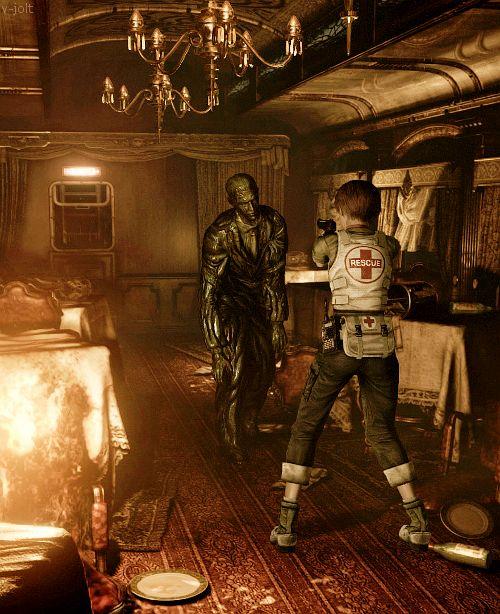 Resident Evil Zero Remaster Screenshots 4/∞.