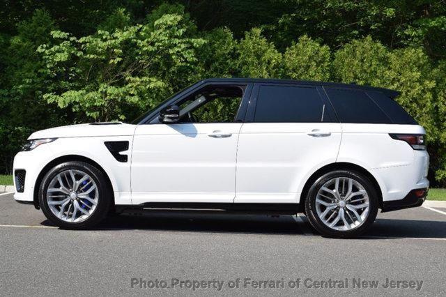 2015 Land Rover Range Rover Sport 5.0 Supercharged SVR, $119000 - Cars.com