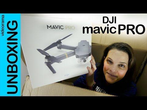 DJI Mavic Pro unboxing en español | 4K UHD - http://dronewithcamera.store/dji-mavic-pro-unboxing-en-espanol-4k-uhd/