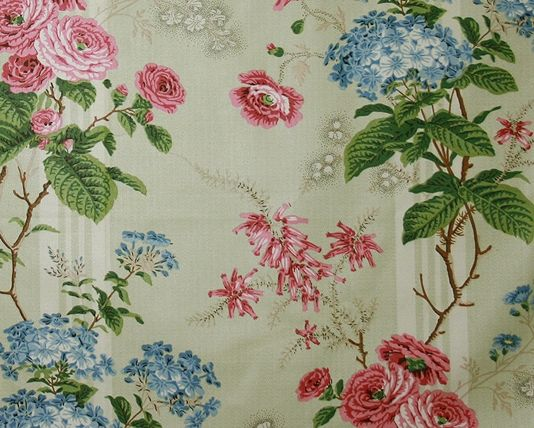 17 best images about chintz fabric love on pinterest for Chintz fabric