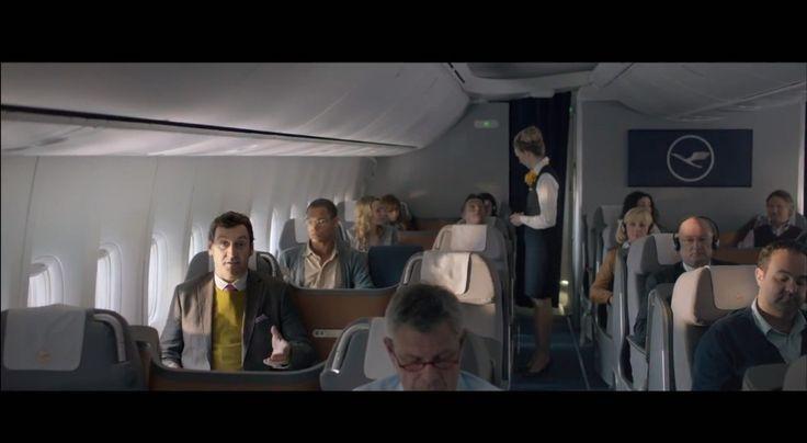 """Lufthansa: """"Diese Deutschen"""" TV Spot by Kolle Rebbe"""